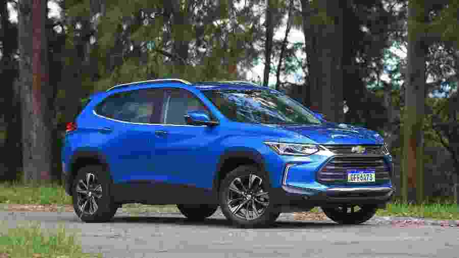 Chevrolet Tracker Premier - Murilo Góes/UOL