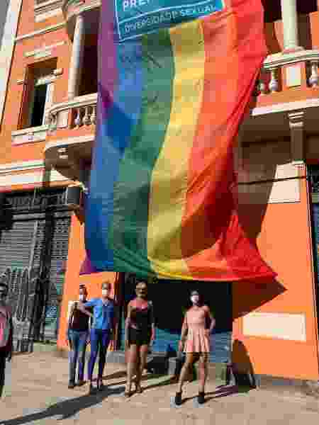 Hotel para LGBTQ+ em situação de vulnerabilidade social é inaugurado na rua Tenente Possolo 49, Centro do Rio - Divulgação
