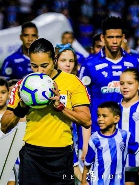Edina Alves Batista, convocada ao Mundial de Clubes que será disputado em fevereiro - Arquivo Pessoal
