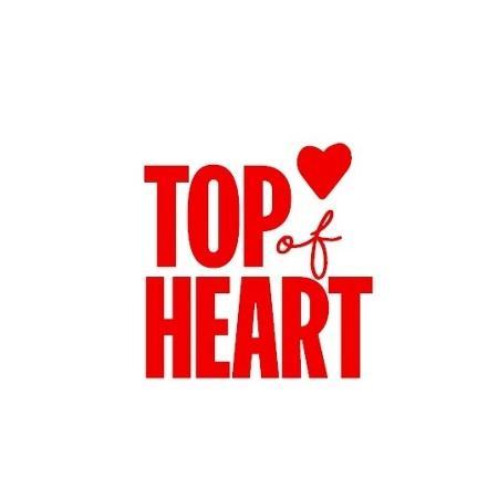 Selo Top of Heart - Divulgação
