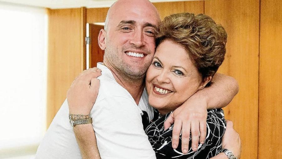 Dilma Rousseff lamentou a morte de Paulo Gustavo - Reprodução/Twitter
