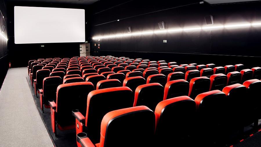Cinema Petra Belas Artes - sala Aleijadinho - Divulgação/Cine Petra Belas Artes