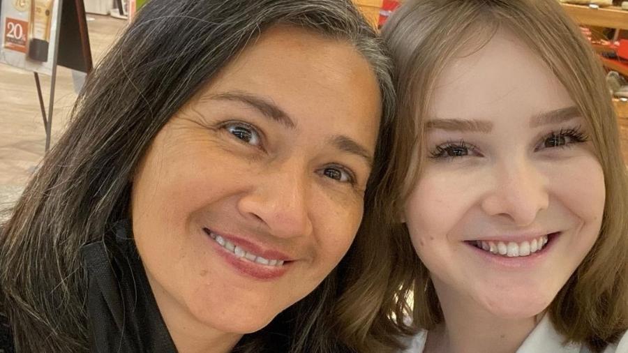 Sammy Lee compartilha foto ao lado da mãe, que morreu hoje - Reprodução/Instagram
