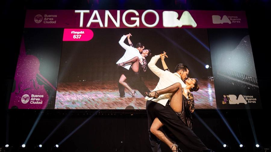 O Mundial de Tango de Buenos Aires acontecerá até 26 de setembro - Divulgação