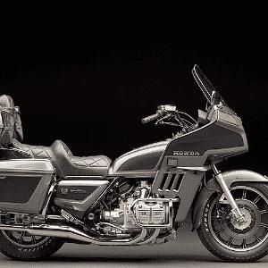 Honda Gold Wing 40 anos - Divulgação
