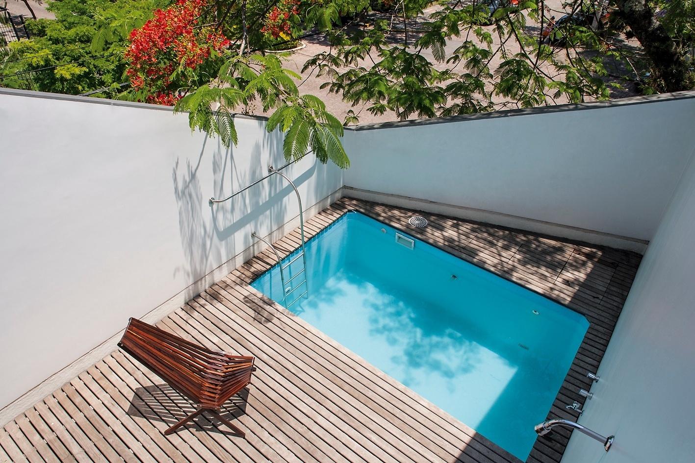 #078199 Confira curiosidades e projetos de decoração de piscinas BOL Fotos  62 Janelas De Vidro Duplo Porto Alegre