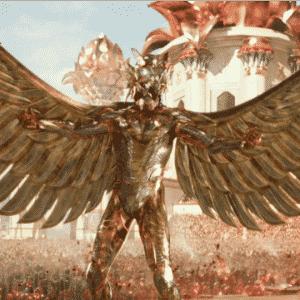 """Cena do filme """"Deuses do Egito"""" - Divulgação"""