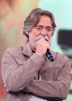 """O ator José de Abreu, que comentou briga no """"Domingão do Faustão"""" - Reprodução/Carol Caminha/Gshow"""