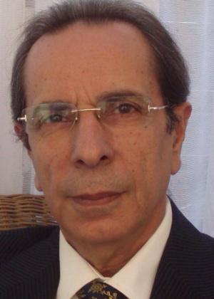 O escritor palestino Rabai Al Madhun - Reprodução/Facebook
