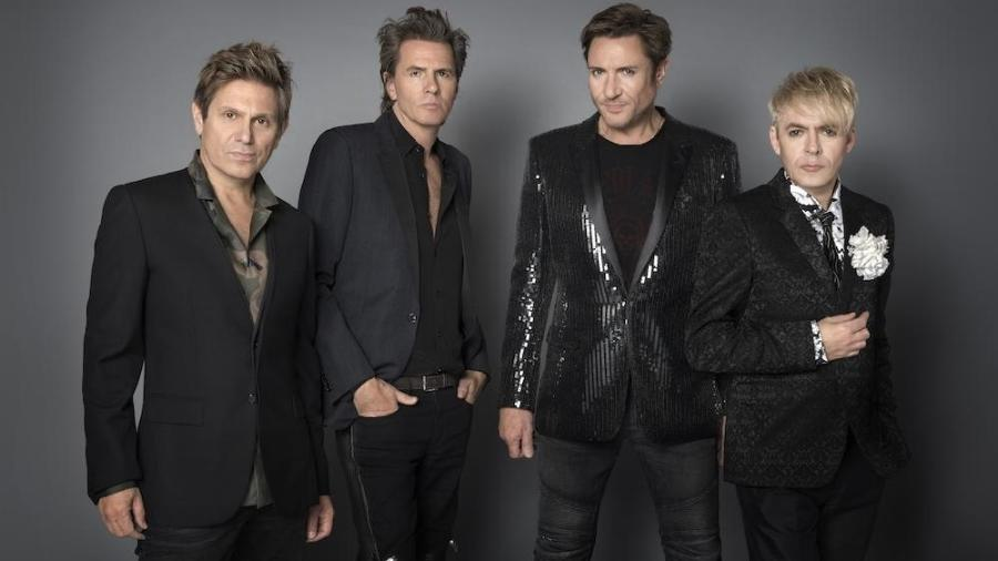 Duran Duran: Roger Taylor, John Taylor, Simon Le Bon e Nick Rhodes - Divulgação