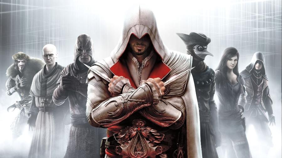 Animação será história original do popular universo da Ubisoft - Reprodução