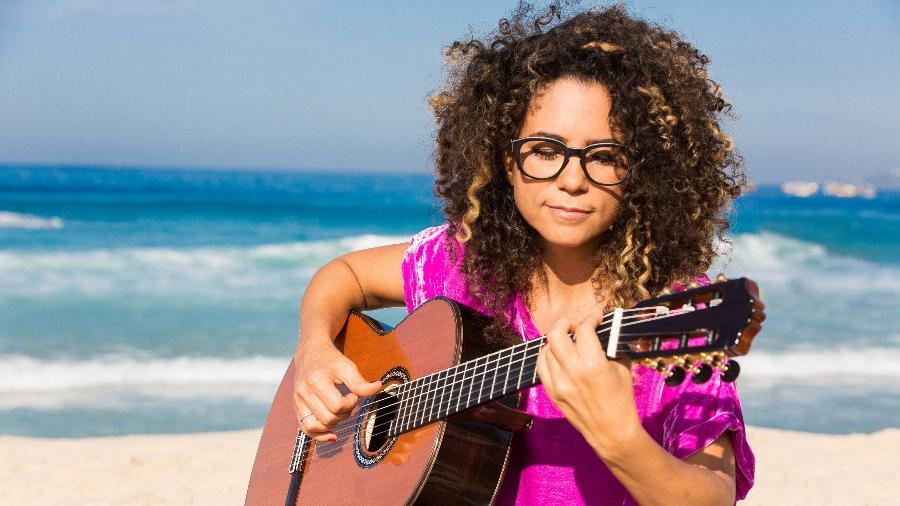 Zanna lança primeiro CD autoral que leva o nome dela - Divulgação