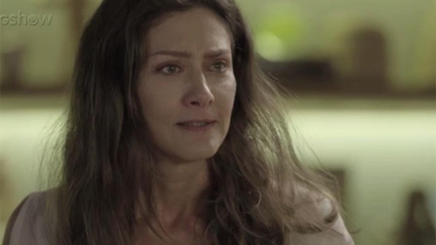 """Em """"A Força do Querer"""", Joyce fica arrasada com o namoro de Eugênio e Irene - Reprodução/Gshow"""