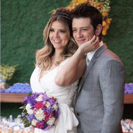 Mariana Santos e Rodrigo Velloni - Reprodução/Instagram/amarianasantos