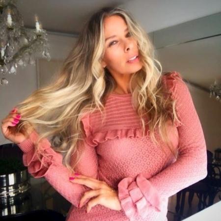 Adriane Galisteu - Reproduação/Instagram