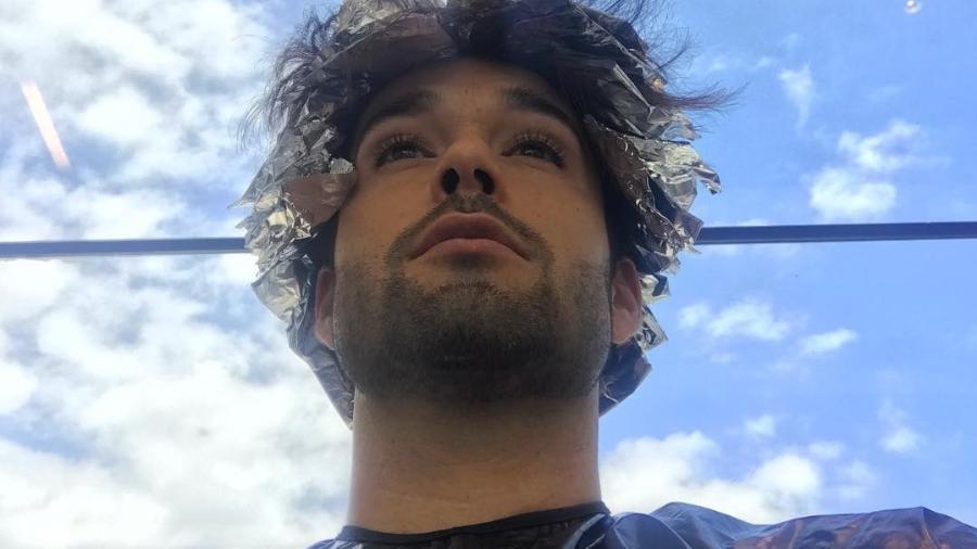 """Sergio Marone em cena de """"Apocalipse"""" - Reprodução/instagram/sergiomarone"""