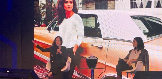 Alice Braga fala sobre a carreira em painel na CCXP 2017