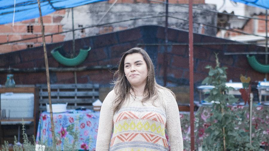 Elizandra Cerqueira será homenageada em Paris em 2018 por conta de seu trabalho social dentro da maior favela de SP - Carine Wallauer/UOL