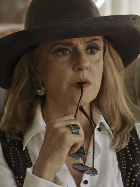 """Sophia (Marieta Severo) sofrerá um AVC em """"O Outro Lado do Paraíso"""" - Reprodução/GShow"""