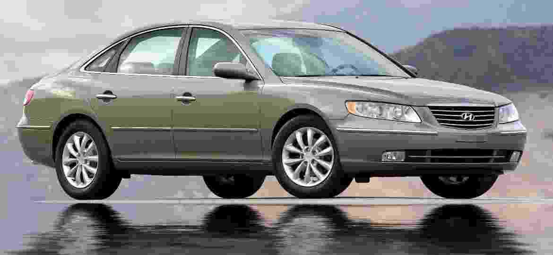 Hyundai Azera 2007 - Divulgação