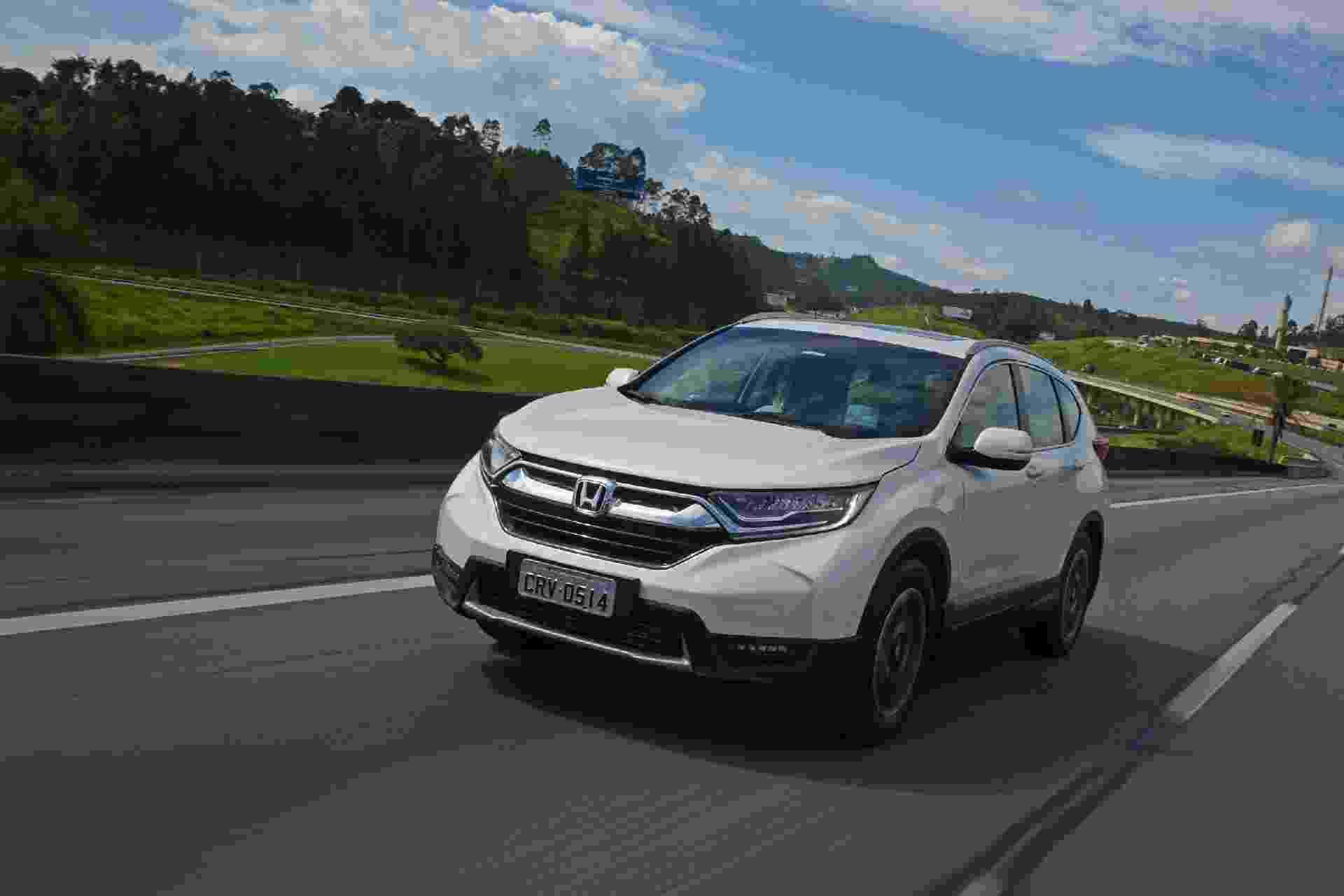 Honda CR-V Touring 2019 - Murilo Góes/UOL