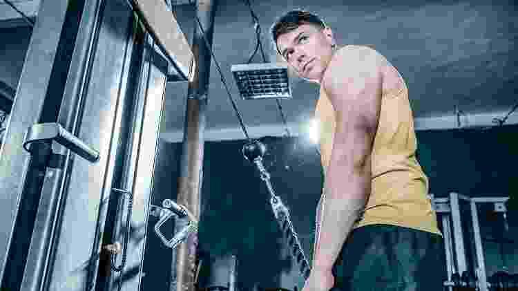musculação, força, músculos, tríceps - iStock - iStock