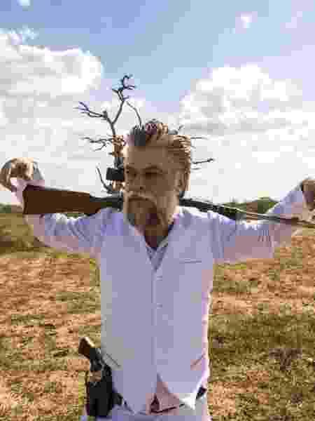 """Fábio Assunção é o juiz mal caráter de """"Onde Nascem os Fortes"""" - Estevam Avellar/Divulgação/ TV Globo - Estevam Avellar/Divulgação/ TV Globo"""