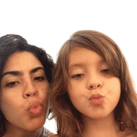 Bela Gil e Flor - Reprodução/Instagram