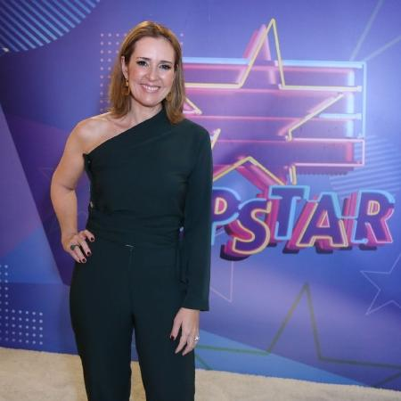 A jornalista Renata Capucci - AgNews