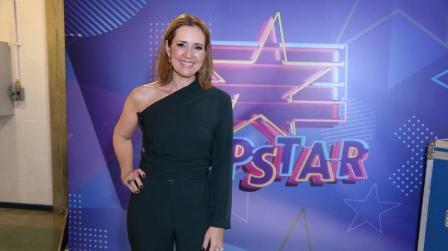 O entretenimento deve ser o próximo destino da jornalista Renata Capucci  - AgNews