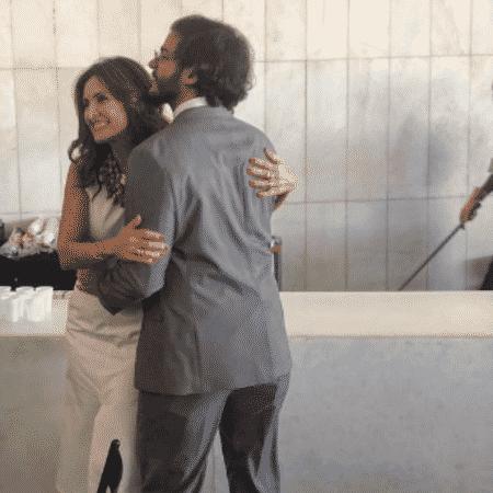 Fátima Bernardes vai à posse de Túlio Gadêlha em Brasília - Reprodução/Instagram