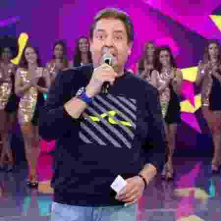 """Faustão no """"Domingão"""" - Reprodução/Globo"""
