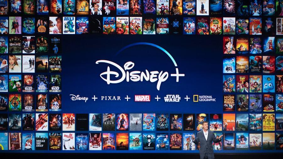 Disney apresentou nova plataforma em evento nos EUA - The Walt Disney Company/Image Group LA via Getty Images