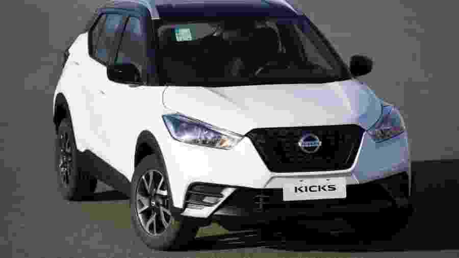 Nissan Kicks ganha série especial baseada na versão S - Nissan/Divulgação
