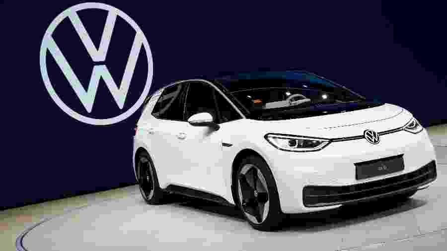 Volkswagen ID.3 - Wolfgang Rattay/Reuters