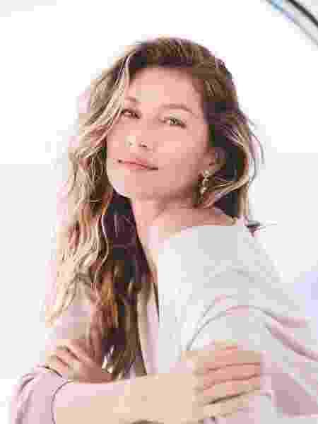 Gisele Bündchen para a Dior - Divulgação