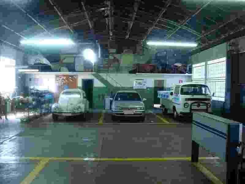 concessionária volkswagen Comercial Gaúcha Covipa estrela Otmar Essig Reginaldo de Campinas 2011 - Arquivo pessoal