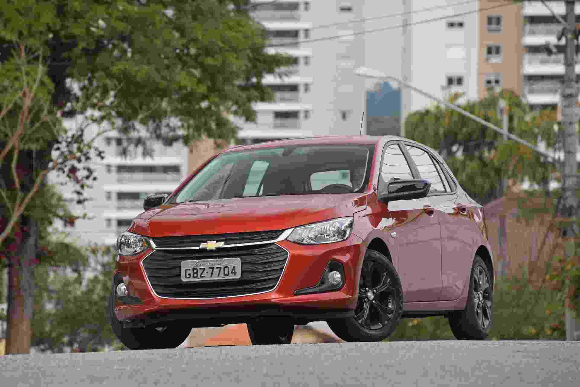 Chevrolet Onix LTZ Turbo - Murilo Góes/UOL