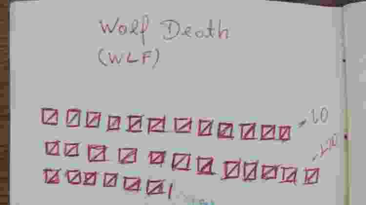 The Last of Us Part II contando as mortes no jogo - Reprodução - Reprodução