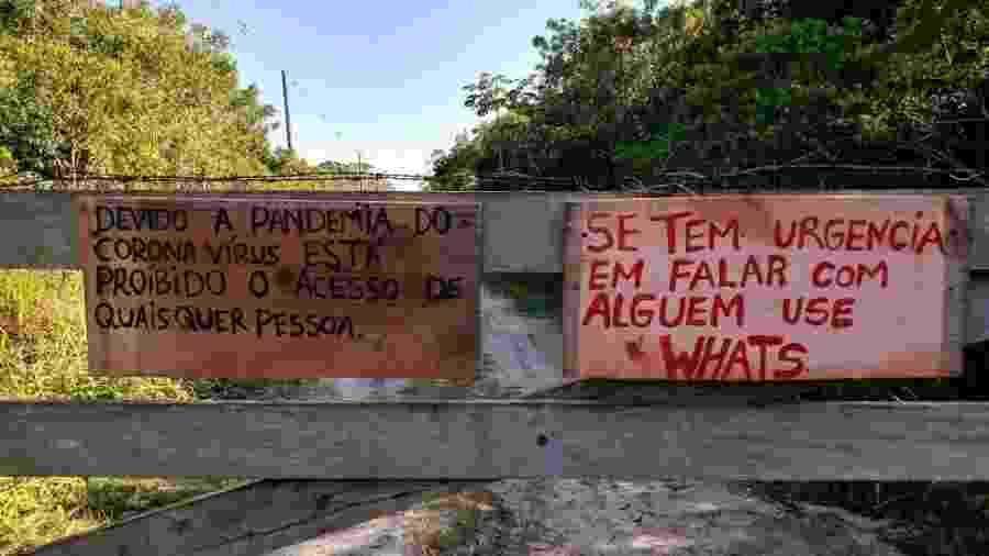 Terra Indígena Piaçaguera, no litoral sul paulista - Vivência na Aldeia
