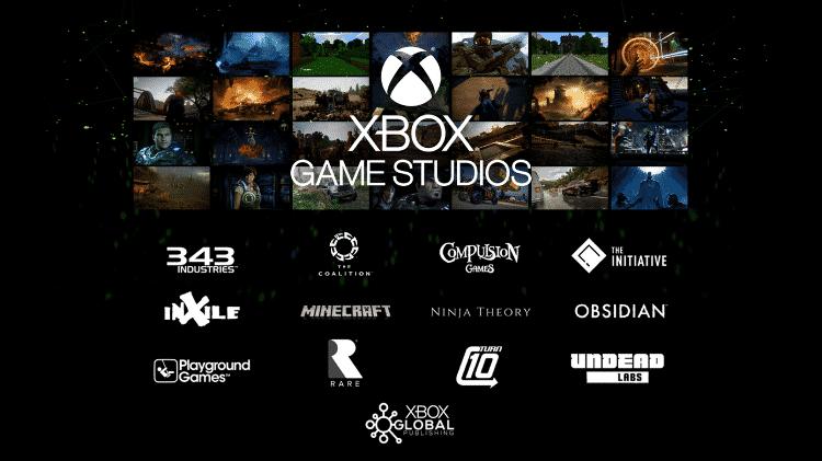 Xbox Game Studios - Reprodução/YouTube - Reprodução/YouTube