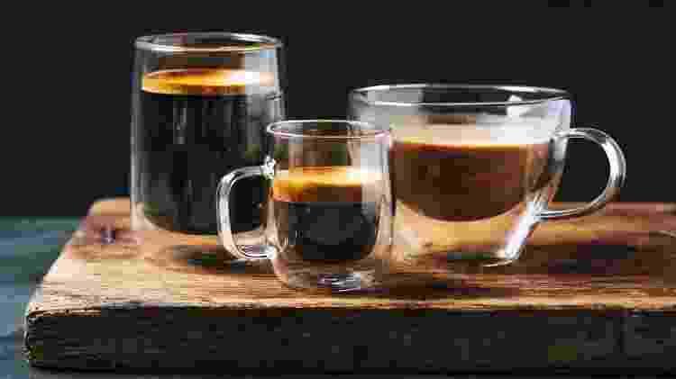 Xícaras de café - Claudia Totir/Getty Images - Claudia Totir/Getty Images