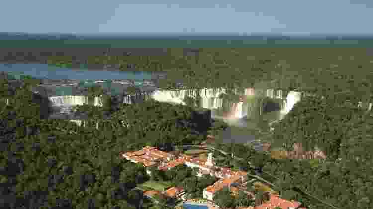 Belmond Cataratas Atual - Divulgação Belmond Hotel das Cataratas - Divulgação Belmond Hotel das Cataratas