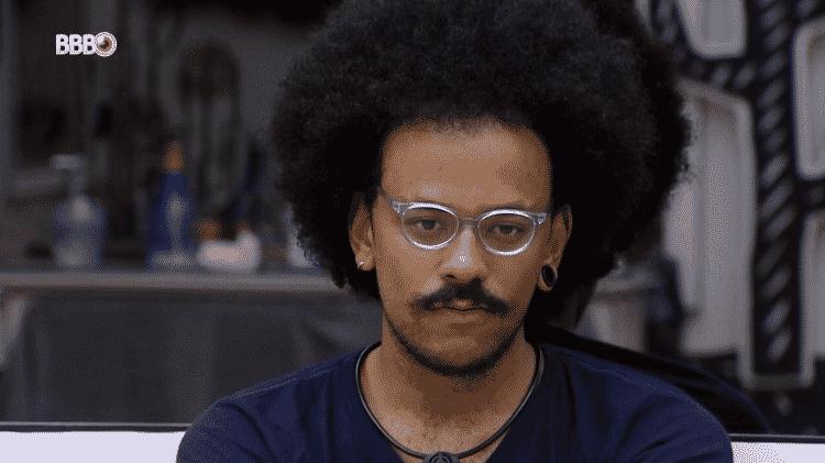 BBB 21: João fala sobre o paredão - Reprodução/Globoplay - Reprodução/Globoplay