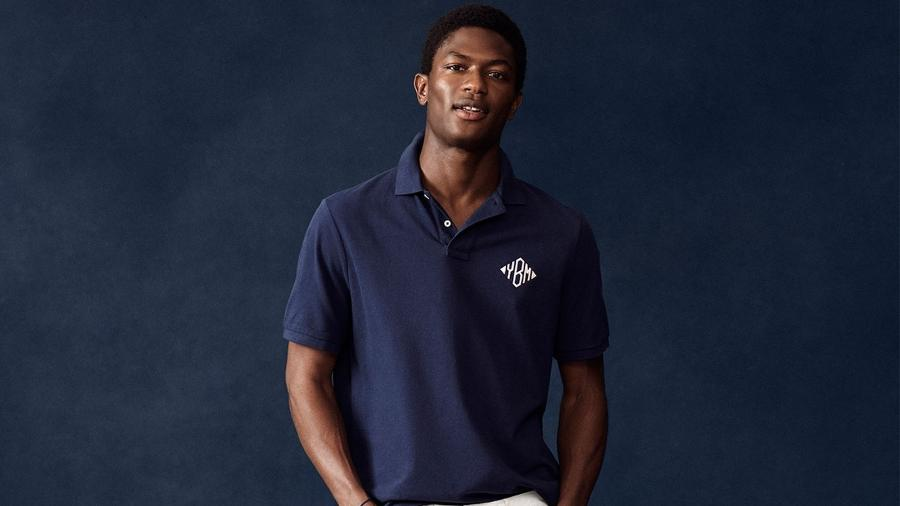 Recurso de estilo ou uso funcional, a parte de trás mais comprida das camisas polo tem explicação - Reprodução