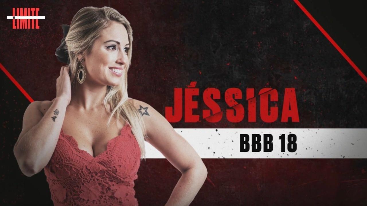 Jessica, BBB 18 - Globo Disclosure