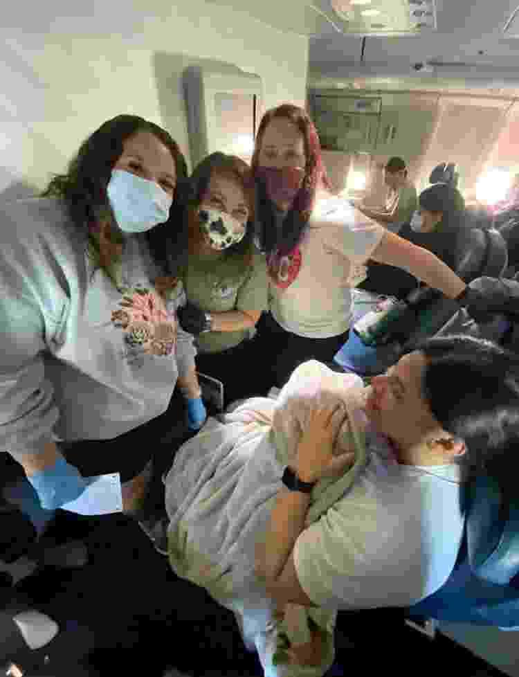 As enfermeiras de UTI neonatal que cuidaram de Lavi e Raymond - HAWAII PACIFIC HEALTH/REPRODUÇÃO - HAWAII PACIFIC HEALTH/REPRODUÇÃO