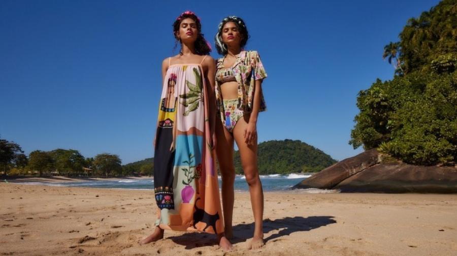 Confira o resumo do segundo dia de desfiles do São Paulo Fashion Week N51 - Divulgação