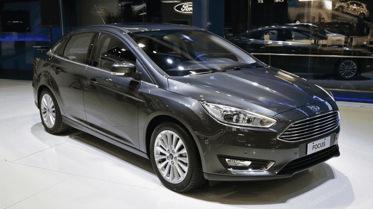 Ford Focus Fastback - Murilo Góes/UOL - Murilo Góes/UOL