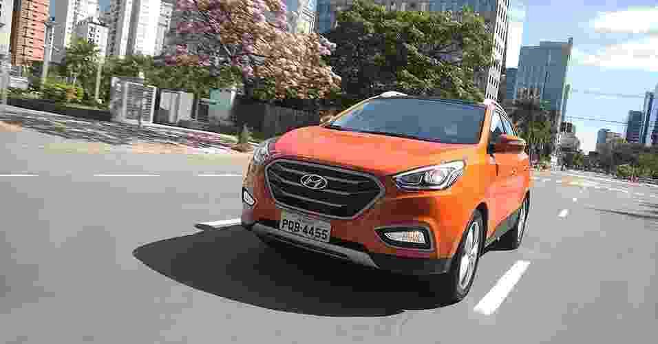 Hyundai New ix35 2016 Launching Edition - Divulgação